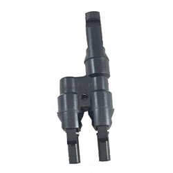 Go Power! MC4 Expansion Branch Connector / Adapter (MC4-BC-1F2M)