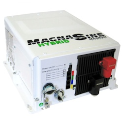 Magnum Energy 3000 Watt 12 VDC Pure Sine Hybrid Inverter Charger MSH Series