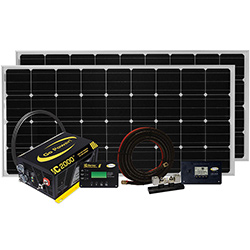 Go Power! Solar Elite Solar Charging System