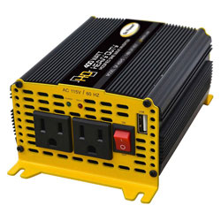 Go Power! 400 Watt Heavy-Duty Modified Sine Wave Inverter