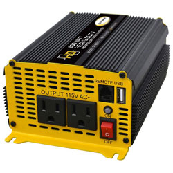Go Power! 800 Watt Heavy-Duty Modified Sine Wave Inverter