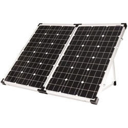 Go Power GP-PSK-130 Portable Solar Kit