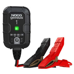 Noco Genius GEN Mini 1 On-Board Single Bank Battery Charger