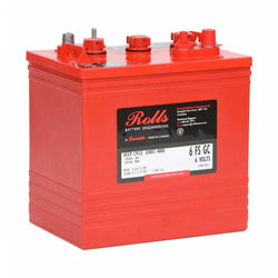 Rolls Flooded / Sealed Deep Cycle GC2 Marine Battery