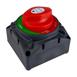 Sea-Dog Heavy Duty Battery Selector Switch 422766-1