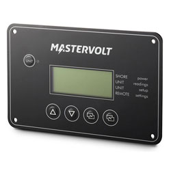 Mastervolt PowerCombi Inverter / Charger Remote Panel