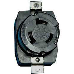Marinco Dockside Locking Shore Power Receptacle (6369CR)