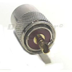 Ancor UHF Solder On Male Plug - PL-259