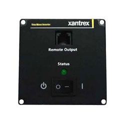 Xantrex PROsine Remote Control Panel Interface