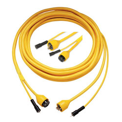Marinco Shore Power Phone Line and TV Cord Set