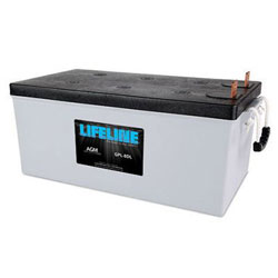 Lifeline Deep Cycle Marine Battery