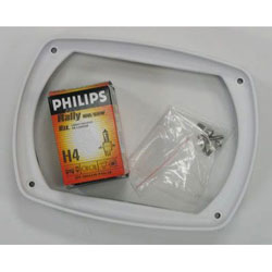 Guest Spotlight Bulb Replacement Kit with Bezel