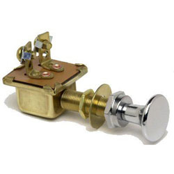 Cole Hersee 2-Position Push-Pull Switch (M-482 BP)