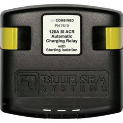 204621 blue sea systems si acr automatic charging relay with start