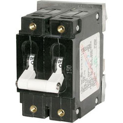 Blue Sea Systems C-Series Toggle Circuit Breaker - 150 Amp