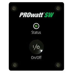 Xantrex PROwatt SW Inverter Remote Panel