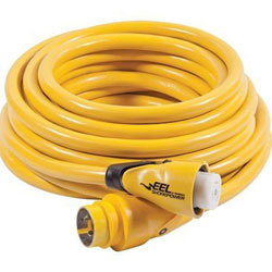 Marinco EEL 50 Amp ShorePower Cordset - 50 ft.