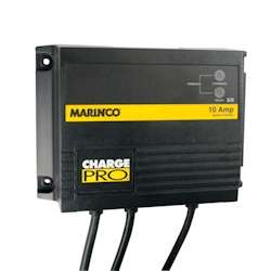 Marinco 10 Amp Charge Pro On-Board Battery Charger