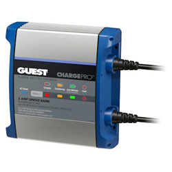 Guest Charge Pro On-Board Battery Charger - 5 Amp