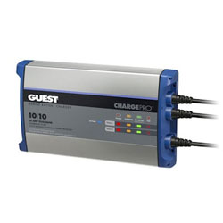 Guest Charge Pro On-Board Battery Charger - 20 Amp