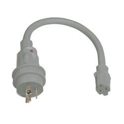 Marinco Shore Power Pigtail Adapter