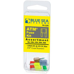 Blue Sea Systems ATM Fuse Kit