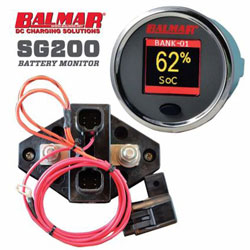 Balmar SmartLink Battery Monitor Kit