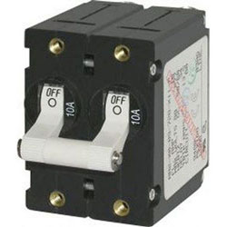 Blue Sea Systems A-Series Toggle Circuit Breaker - Various Sizes (7242)