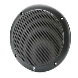 "Poly-Planar MA4055 5"" 2-Way Integral Grill Performance Speakers"