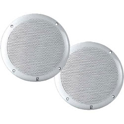 "Poly-Planar MA4056 6"" 2-Way Integral Grill Performance Speakers"