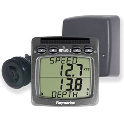 Raymarine T103 Wireless Speed and Depth System