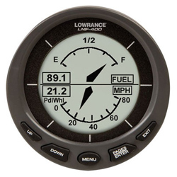 Lowrance LMF-400 Multi - Function Gauge