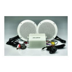Poly-Planar MP3-KIT-A Marine MP3 Sound System Kit