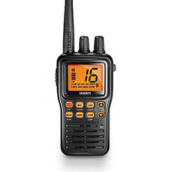 Uniden MHS75 Submersible Handheld VHF Radio