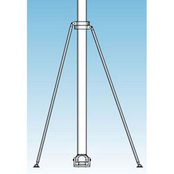 Seaview Secondary Support for Pole Mount System