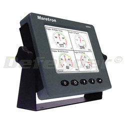 Maretron DSM250 NMEA 2000 Multifunction Color Display