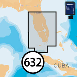 Navionics Platinum+ XL Electronic Navigation Charts, US Coastal and Bahamas