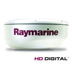 Raymarine RD418HD HD Digital Radome Scanner
