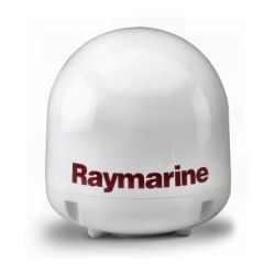 Raymarine 33STV Empty Satellite TV Antenna Dome