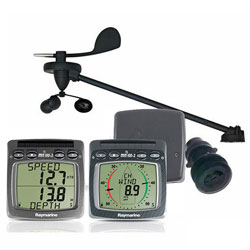 Raymarine T108 Wireless Speed, Depth and Wind System