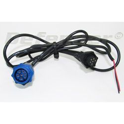 Lowrance TA-BL2UQ-T Transducer Cable Connector