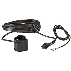 Lowrance PD-WSU Trolling Motor-Mount / Shoot-Thru-Hull Pod Transducer