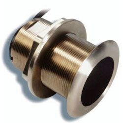 SI-TEX B60-20 Thru-Hull Tilted Element Transducer