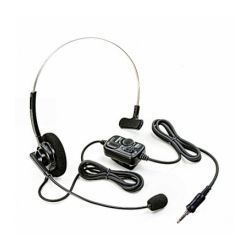 Standard Horizon VHF Radio Headset With Boom Mic
