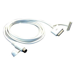 Poly-Planar iPC4580 Marine iPod Connection Cable