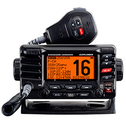 Standard Horizon GX1700 Explorer GPS Fixed-Mount VHF Radio