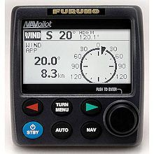 "Furuno Navpilot 3.6"" Display and Control Unit"