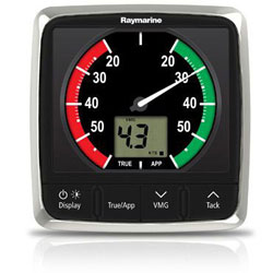Raymarine i60 Close-Hauled Wind Instrument Display