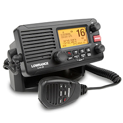 Lowrance Link-8 Fixed-Mount VHF Radio with AIS, NMEA 2000