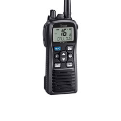 Icom IC-M73PLUS Submersible Handheld VHF Radio